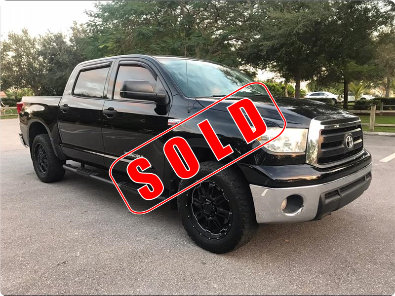 2013 Toyota Tundra in Pompano Beach, Florida