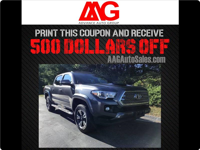 2016 Toyota Tacoma in Pompano Beach, Florida