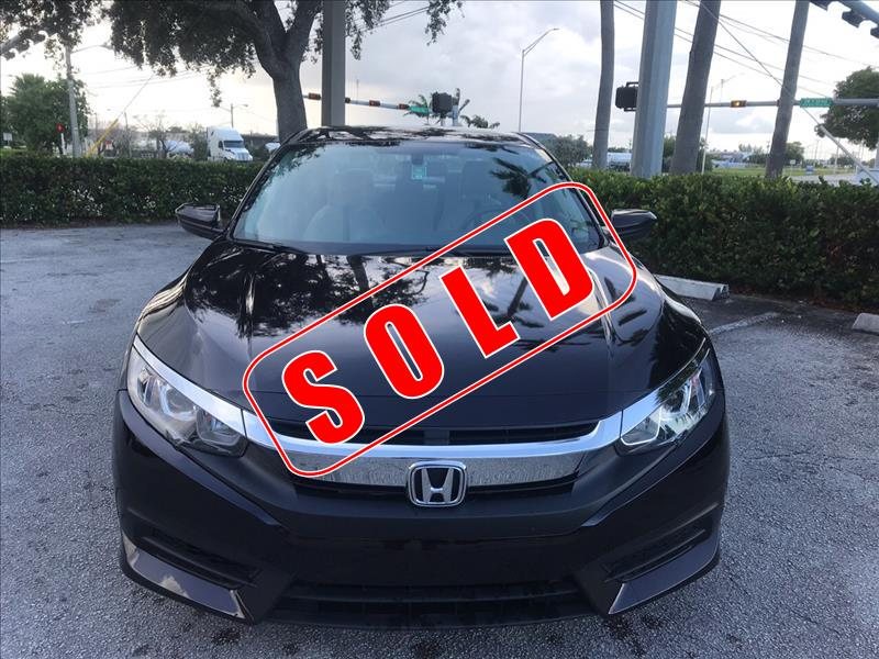 2018 Honda Civic in Pompano Beach, Florida
