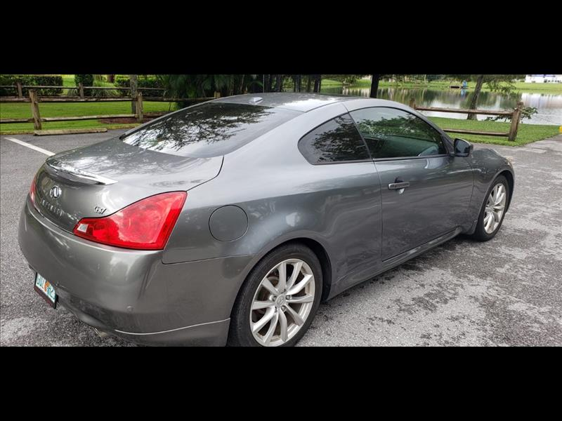 2013 Infiniti G Coupe in Pompano Beach, Florida