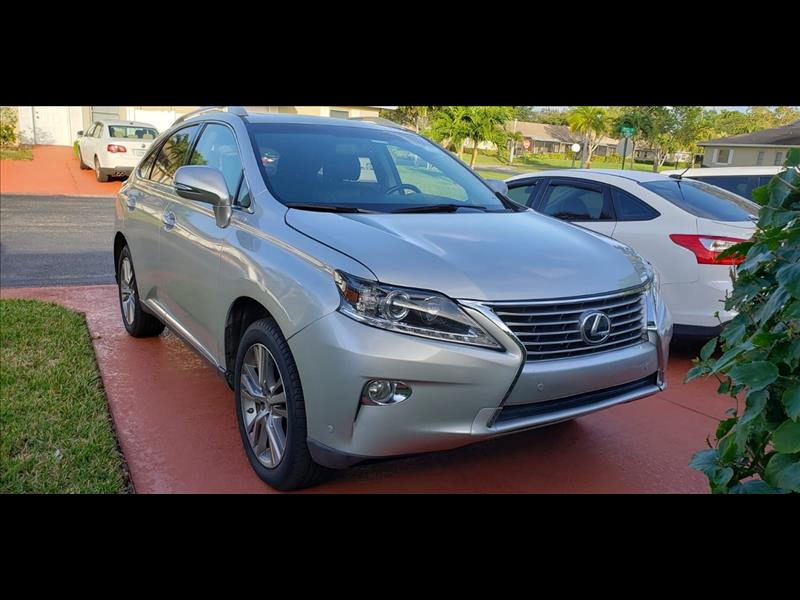 2015 Lexus RX 350 in Pompano Beach, Florida