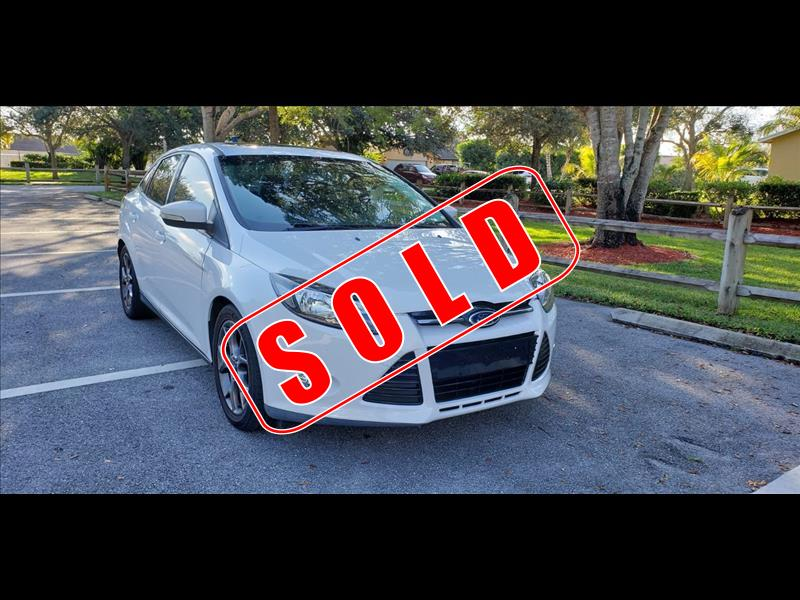 2014 Ford Focus in Pompano Beach, Florida