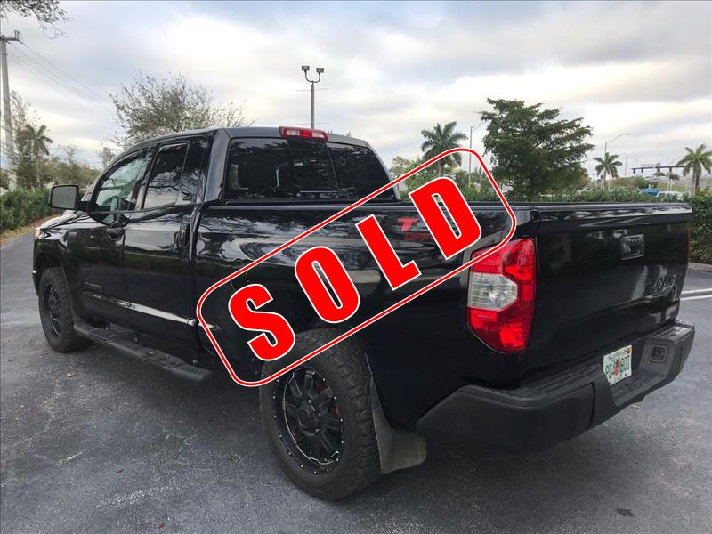 2016 Toyota Tundra in Pompano Beach, Florida